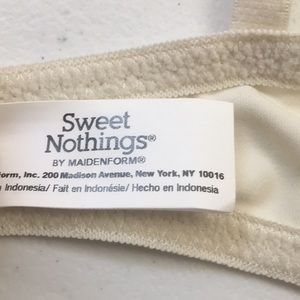 Maidenform Intimates & Sleepwear - ♦️NWOT Sweet Nothings 36C